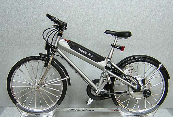 mercedes benz hybrid bike. Black Bedroom Furniture Sets. Home Design Ideas