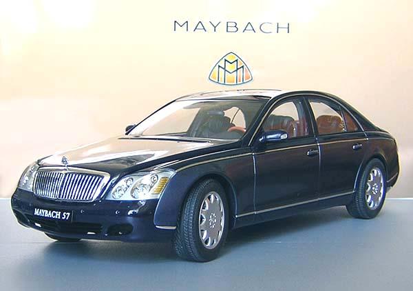 Maybach 57 118